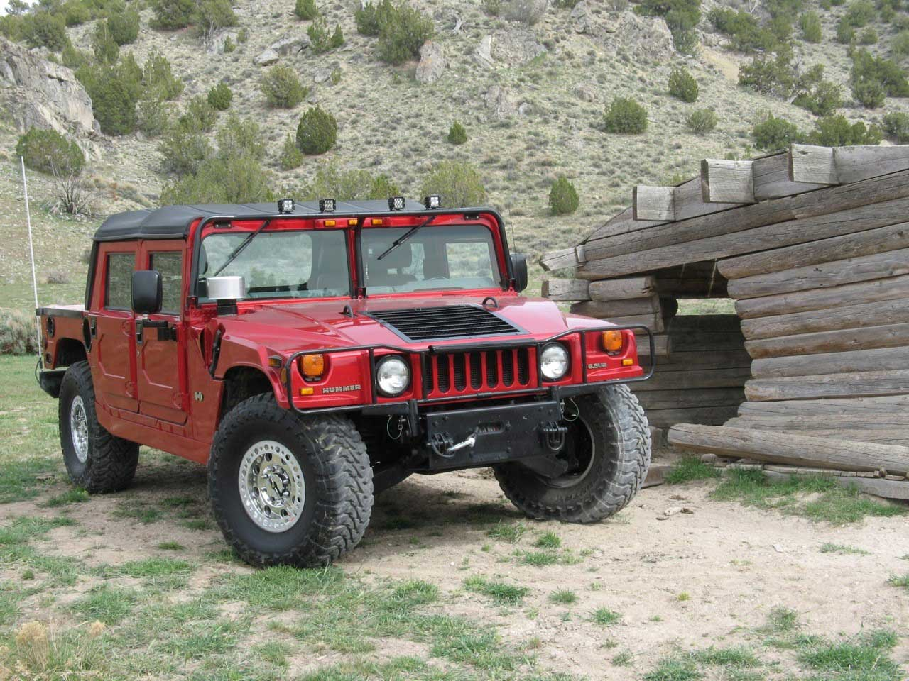 Hummer 2004 hummer h1 : GT / Cepek - Hummer Wheels and Accessories
