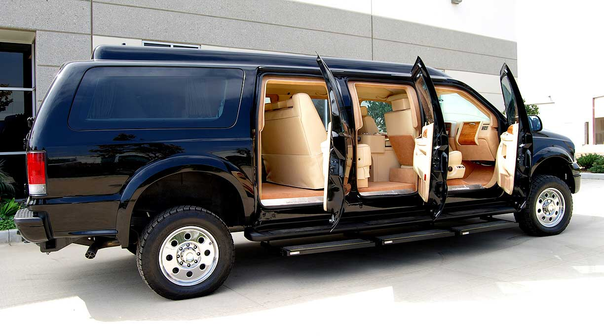 6 Door Ford Excursion For Sale